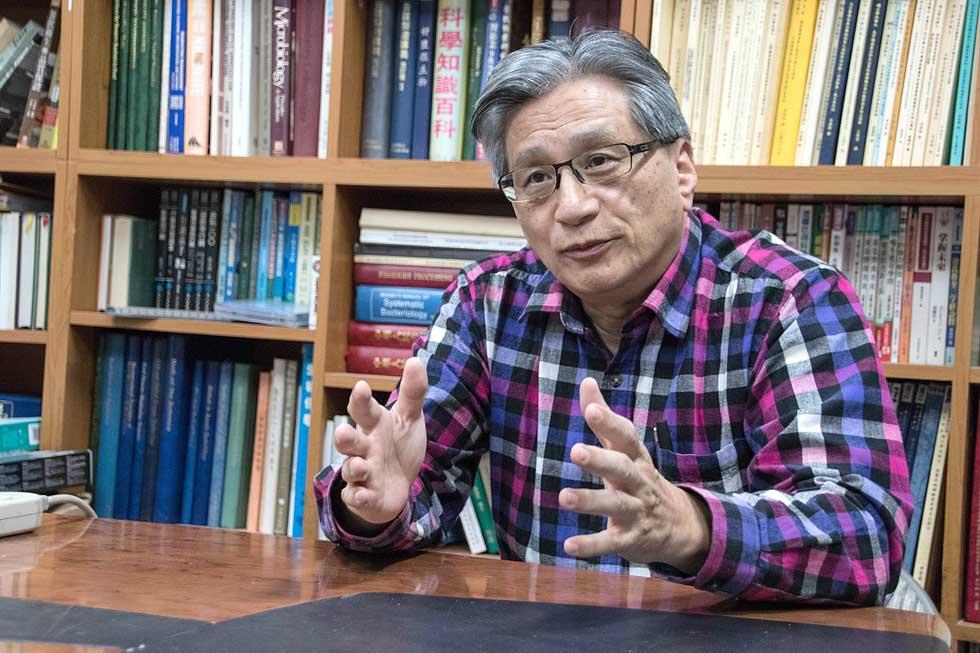 海洋大學食品科學系副教授張正明